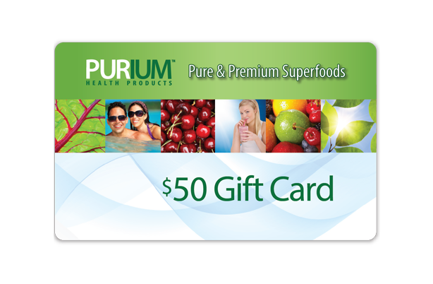 purium gift card