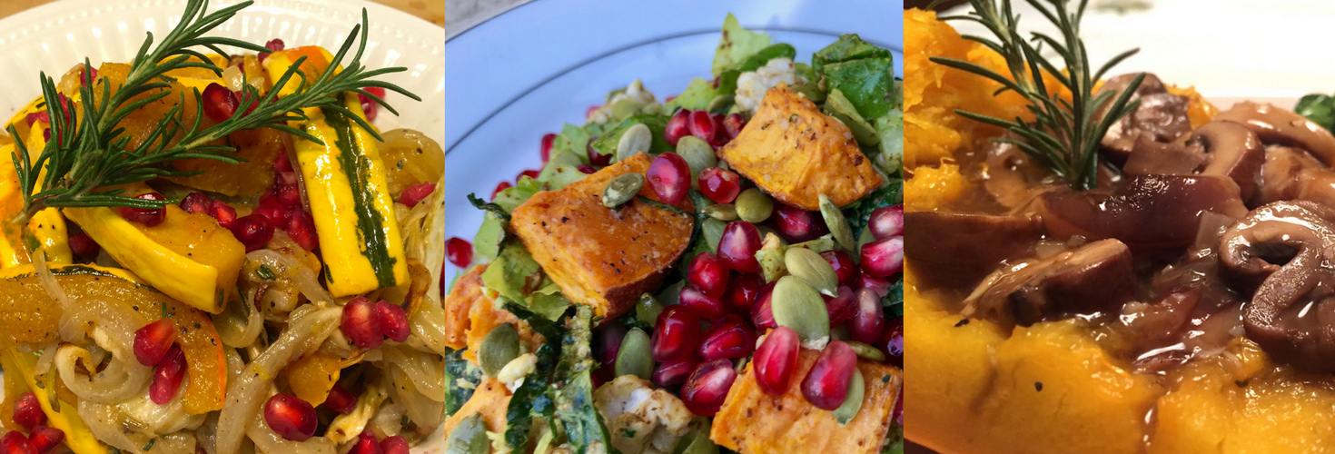 plant based thanksgiving recipes